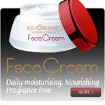 ir organics face cream