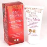 ir organics face mask