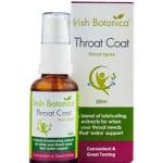 irish bot throat coat