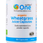 one wheatgrass capsules