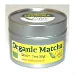 lily's organic matcha