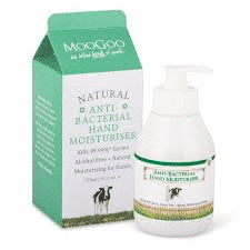 moogoo antibacterial hand moist