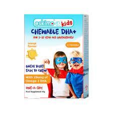 eskimo 3 kids chewable