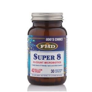 Super 8 Microbiotics