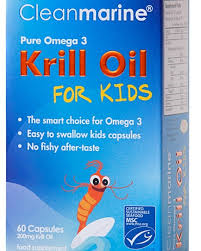 Cleanmarine Krill Oil Kids