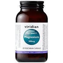 Viridian Magnesium High Potency 300mg