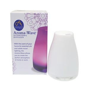 Aroma-Wave Ultrasonic Diffuser