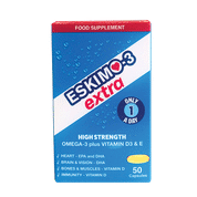Eskimo 3 Extra with Vitamin D3