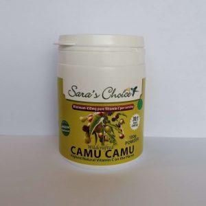 Sara's Choice Camu Camu Powder