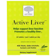 new nordic active liver tablets