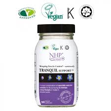 NHP Tranquil Support 90 Capsules