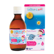 Eskimo -3 for kids Omega 3.6.9 with Vitamin D and E Tutti Frutti Flavour