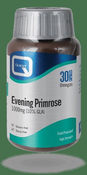 Quest Evening Primrose Oil 1000 mg 90 Capsules