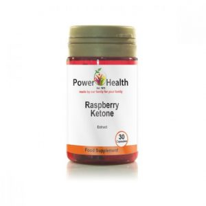 Power Health Raspberry Ketone 30 Capsules