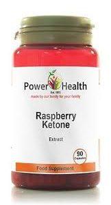 Power Health Raspberry Ketone 90 Capsules