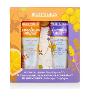Burts Bees Nourishing Hands Kit