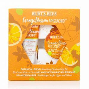 Burt's Bees Orange Blossom Kit