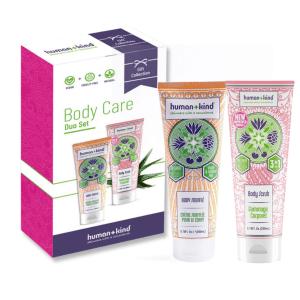 Human+Kind Body Care Duo Set