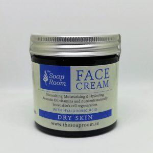 The Soap Room Dry Skin Cream