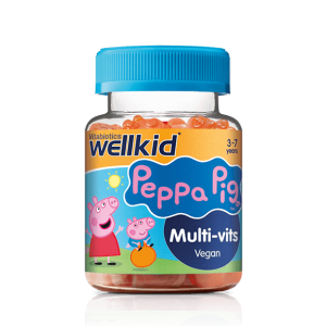 Wellkid Peppa Pig Multi-vits 30 Soft Jellies