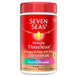 Seven Seas Oil Plus MultiVitamins