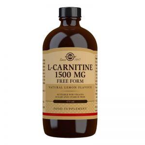 Solgar L-Carnitine Liquid