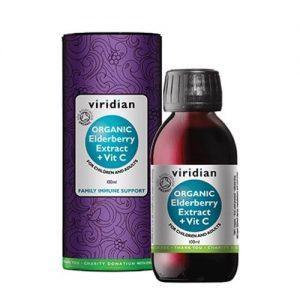Viridian Organic Elderberry Extract