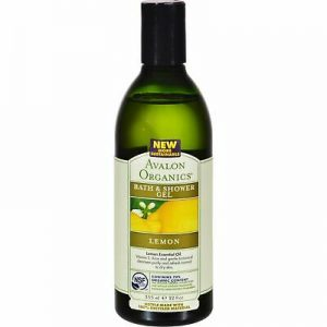 Avalon Lemon Bath Shower Gel