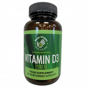 New Vistas Vitamin D3