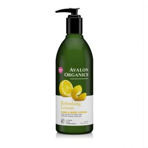 Avalon Organics Lemon Hand Body lotion