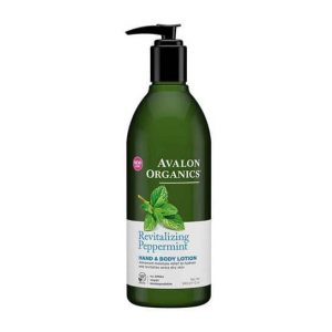Avalon Peppermint Hand Body Lotion