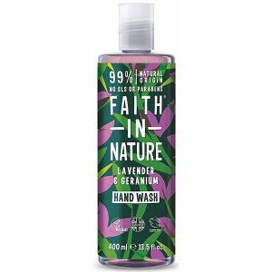 Faith Lavender Hand Wash