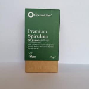 One Nutrition Spirulina Capsules