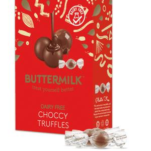 Buttermilk Choccy Truffles