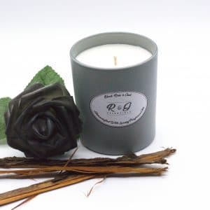 R&G Black Rose and Oud Candle