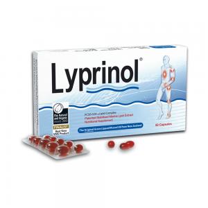 Lyprinol Capsules