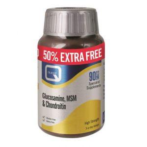 Quest Glucosamine, MSM, Chondroitin