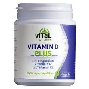 Vital Vitamin D Plus