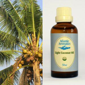 light coconut oil