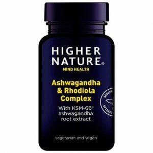 Ashwagandha & Rhodiola