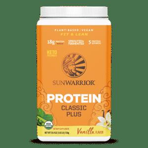 Sunwarrior Protein Classic Plus