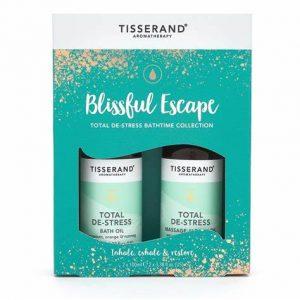 Tisserand De-stress Bathtime