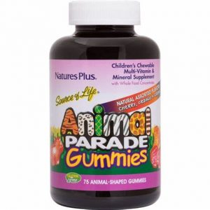 Animal Parade 75 Gummies