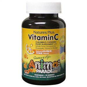 Animal Parade Vitamin C