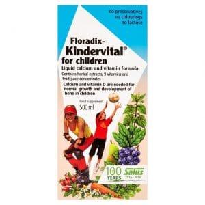 Floradix Kindervital
