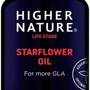 Higher Nature Starflower Oil
