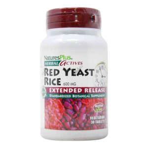 Red Yeast Rice Extended