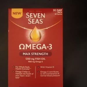 Omega-3 Max Strength