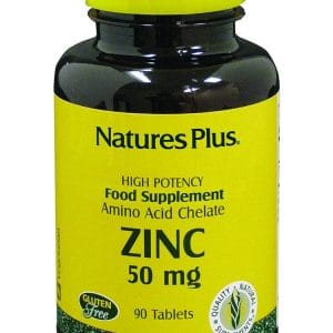 NaturesPlus Zinc